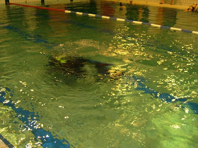 under water - 25p
