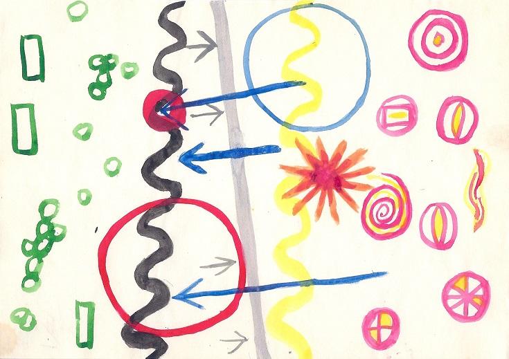 Zeichnungen - 004, 45p
