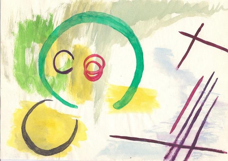 Zeichnungen - 013, 45p