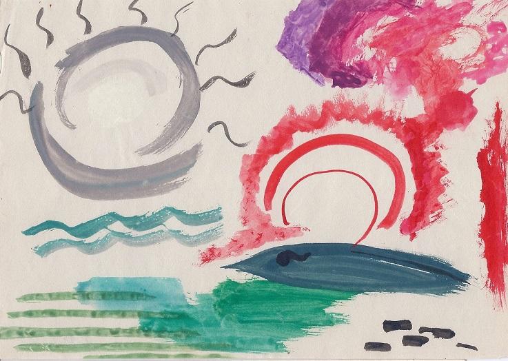 Zeichnungen - 018, 45p